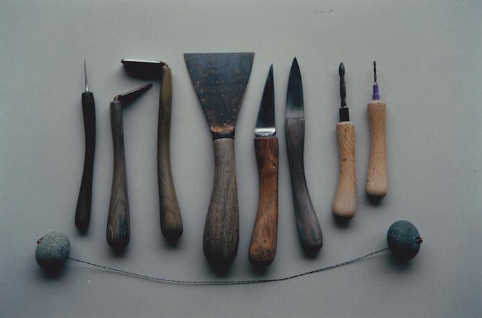 лепка из глины инструменты и материалы